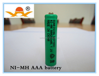Ni-MH AAA 250mAh 1.2V Rechargeable 3A Neutral Battery Bateria Baterias