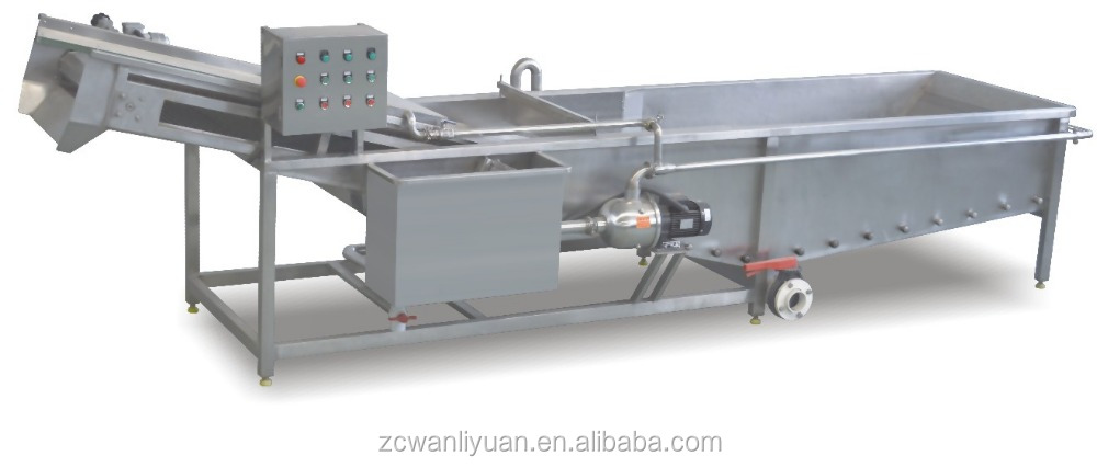 Automatic pepper/ tomato/olive cleaning machine