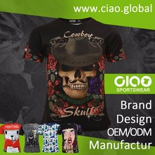 Ciao sportswear alibaba online shopping heat transfer printing tshirt machine for kid