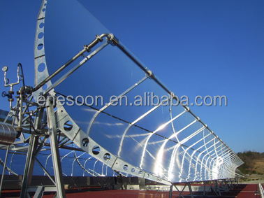 Excellent quality top sell parabolic trough mirror