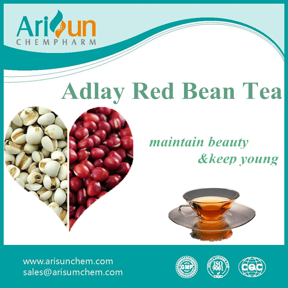 Adlay Red Bean refined chinese tea gift weight loss tea with morning