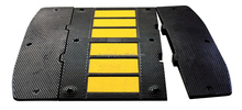 Rubber Speed bump / Road Reflective Rubber Speed hump