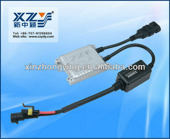 H4-3 H4 Hi Lo 35w car bixenon hid ballast H13 9004 9007 Hi Lo HID Kit 5000k 6000k 8000k 4300k 12000k for Car Headlights