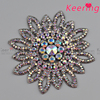 Keering Design Sunflower Rhinestone Embellishment For