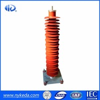 Polymer Housed Surge Arrester 110KV In