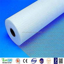 Fiberglass material mosquito protection window screen factory