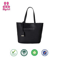 Mysisi Brand PU Handbag For Lady High Quality Manufacturer China Trendy Female Shoulder Bag Shopper Tote Bag