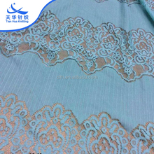 TH-8880 Special Blue Tulle Net Garment Accessory Lace