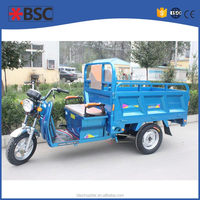 Easy to use vespa tricycle cargo