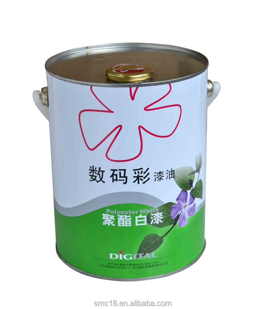 Polyester White Wood Paint Coating Primer for Furniture