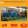 F 800 mud pump system and pumping unit for oilfield