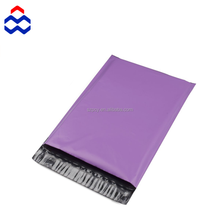 Plastic self adhesive mail bag postage packaging courier custom poly bags
