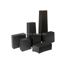 high quality magnesia carbon refractory brick using for ladle converter EAF
