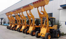 small tractor construction equipment with CE certification