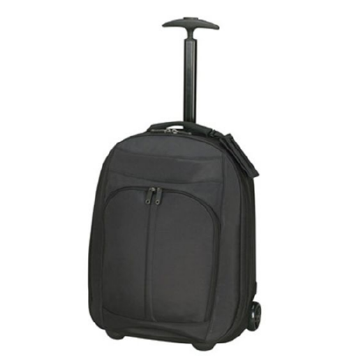 "17"" good quality trolley notebook bag"