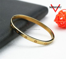 anti allergy plated 22ct gold bangles