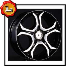 replica wheels 19in 110pcd chrome/sliver