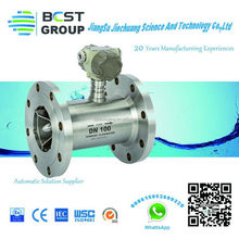 Good quality best sell axial turbine flow meter