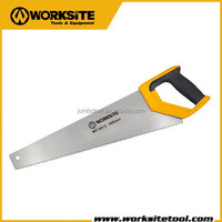 WT6015 Worksite Brand Hand Tools 500mm Hand Saw / Garden Saw / Wood Cutting Saw
