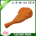 2014 new chicken squeaky rubber dog toy