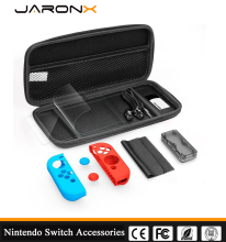 EVA Carry case Shell Pouch for Nintendo Switch Console & Accessories for Nintendo Switch