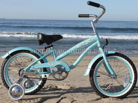 Cheap AUS children beach cruiser kids beach cruiser bike 12/16/20 beach bikes