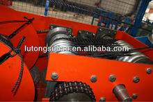 plastic machine for making rope