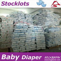 High Quality Large Quantity Cheapest Disposable Sunny Baby Diaper in Bale Supplier from China