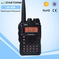 2016 Newest radio UV-8DR 136-174/240-260/400-520MHz triple band two way radio similar with yaesu VX-8DR