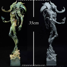 Rainbow spade armour collectible sculpture