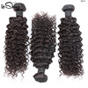 Alibaba Best Supplier Young Girl Human Hair Double Weft Raw Virgin Indian Hair Curly