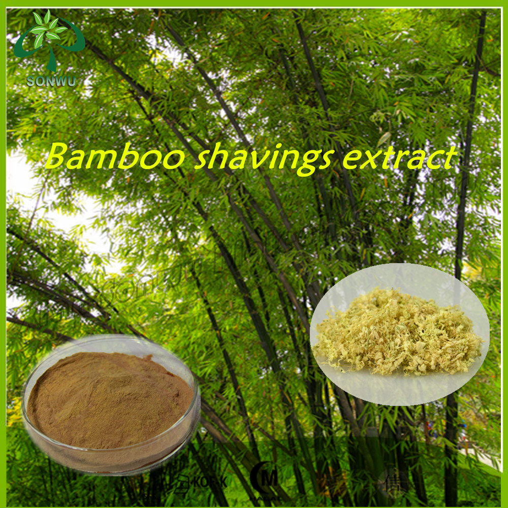 High quality bamboo leaves extract/liquid bamboo extract