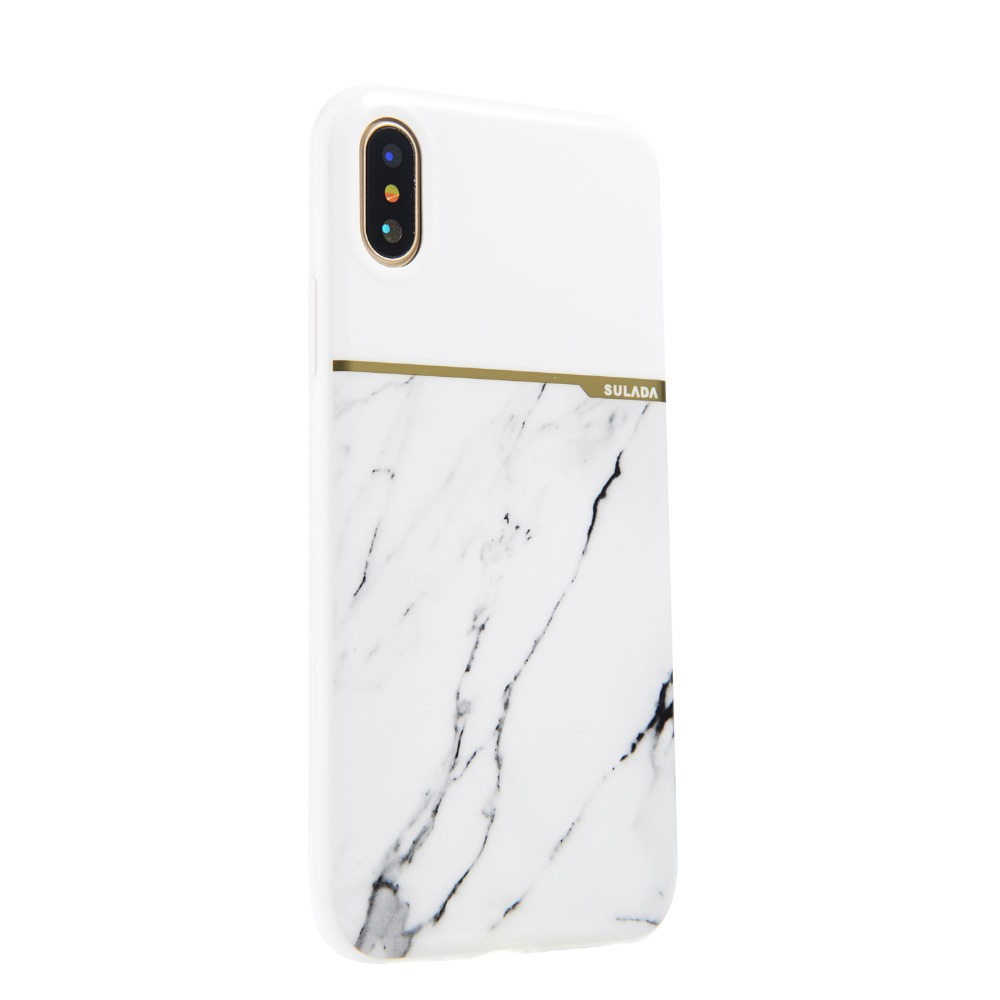 Luxury Marble Phone Case For iphone X Case Marble