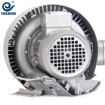 Double impeller Vortex fan 1500w/220v fish pond aeration blower 1.5kw air blower for fish pond