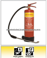 High-quality Best-price 6ltr Wet Chemical Fire Extinguisher