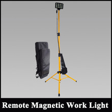 36W LED Work Light With Tripod Weather Resistant Extendable Twin Head
