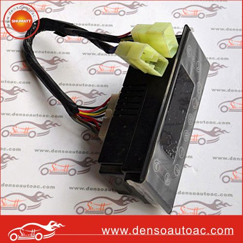 manual type air conditioning control panel of dongfeng truck