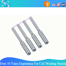 Customized Tungsten Carbide Coil Winding Nozzle / Wire Guide Needles