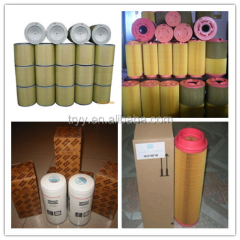 Air filter core 1625840300 air compressor filter core air compressor accessories