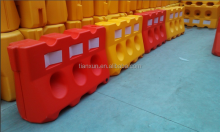 Road Safety reflective PVC red/ pvc cone traffic lane divider