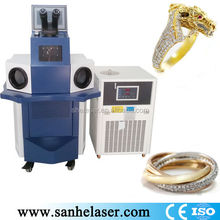 laser soldering iron/laser welding machine for valued jewellery with high quality