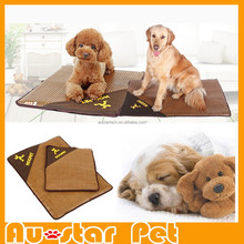 2015 New Pet Dog Mats Rattan Beds for Pet Products