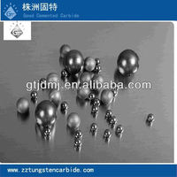 2014 high quality tungsten carbide bearing balls for tools in China