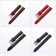 Watch leather armbands replacements high quality unisex watch straps 22mm 24mm