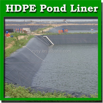 Cheap Price Fish Farm Pond Liner Waterproof Hdpe