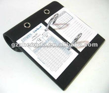 TOP SALE!!! 2013 Arabic Small Leather Calendar (ZDC13-034)