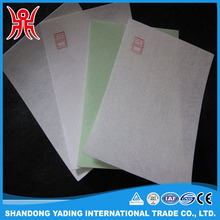 white non-woven polyester mat factory suppliers