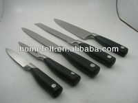 knife set 10pcs