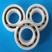 High Quality plastic injection molding for plastic bearing