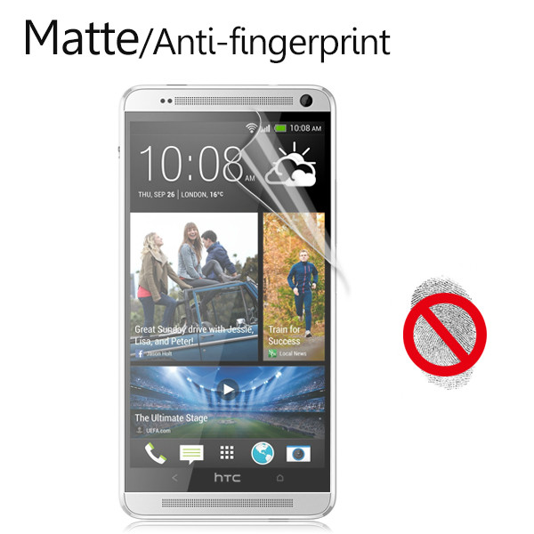 Smart touch matte screen protector for HTC One Max
